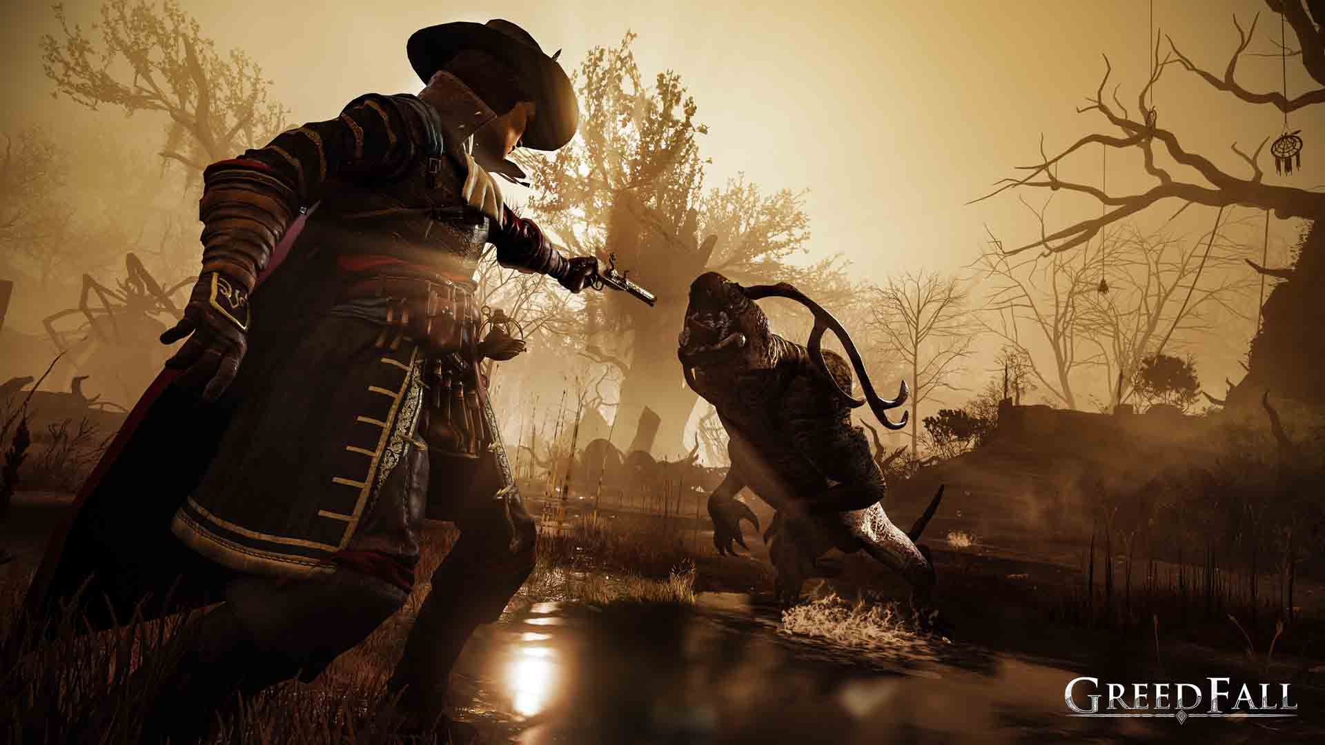 Greedfall - Screenshot 4