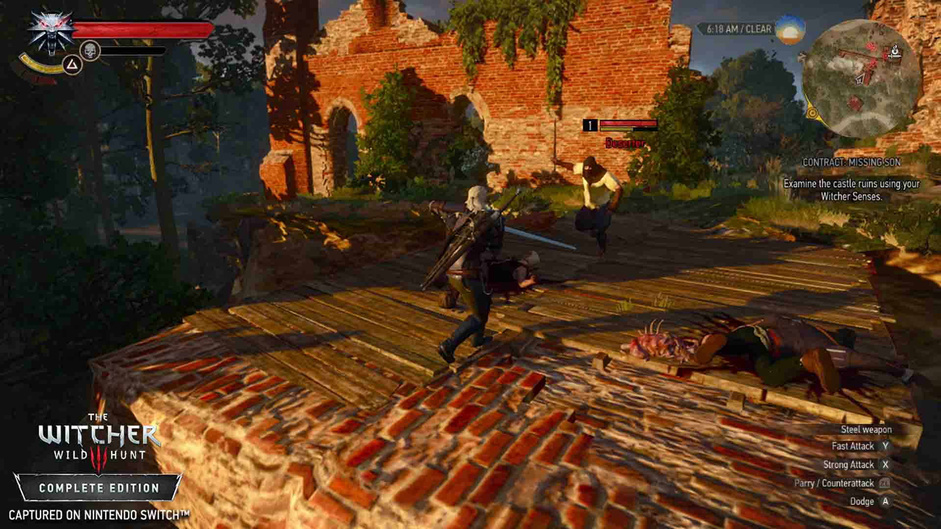 Witcher 3: Wild Hunt - Complete Edition - Screenshot 5