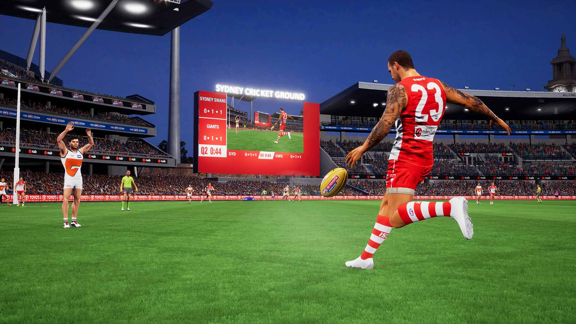 AFL Evolution 2 - Screenshot 6