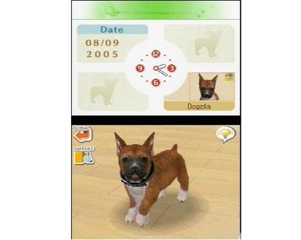 Nintendogs: Chihuahua and Friends - Screenshot 1