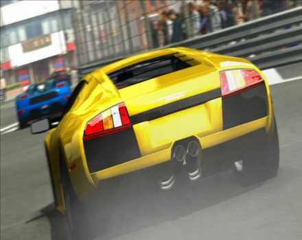 Project Gotham Racing 3 - Screenshot 1