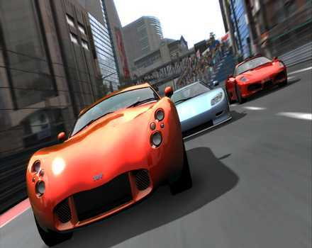 Project Gotham Racing 3 - Screenshot 4