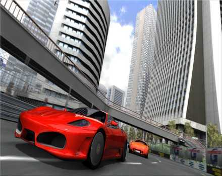 Project Gotham Racing 3 - Screenshot 8