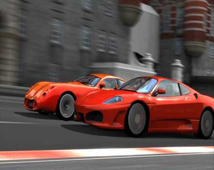 Project Gotham Racing 3 - Screenshot 9
