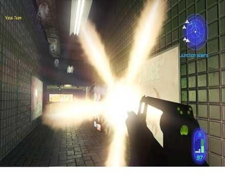 Perfect Dark Zero - Screenshot 4