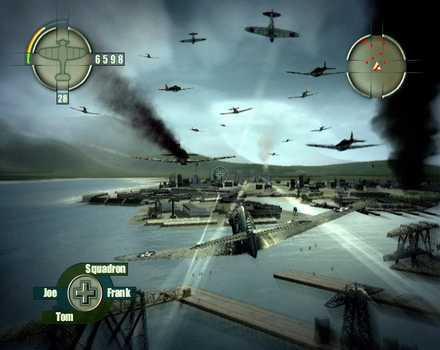 Blazing Angels: Squadrons of WWII - Screenshot 2