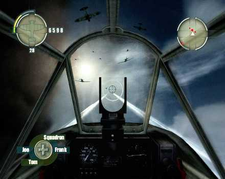 Blazing Angels: Squadrons of WWII - Screenshot 4