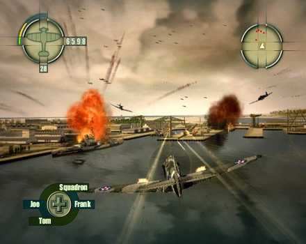 Blazing Angels: Squadrons of WWII - Screenshot 7