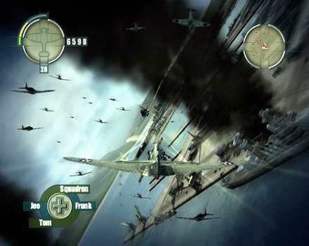Blazing Angels: Squadrons of WWII - Screenshot 9