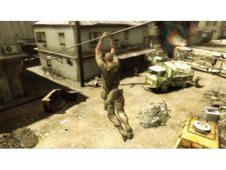 Splinter Cell: Double Agent - Screenshot 1