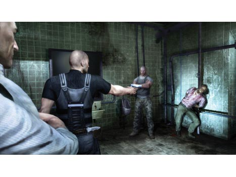 Splinter Cell: Double Agent - Screenshot 5