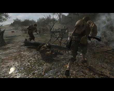 Call of Duty 2 - Screenshot 5