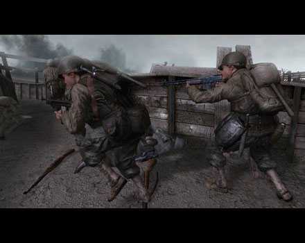 Call of Duty 2 - Screenshot 6