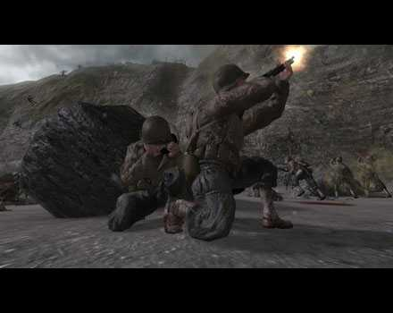 Call of Duty 2 - Screenshot 7