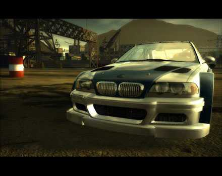 Need for Speed: Most Wanted (2005) - Screenshot 1
