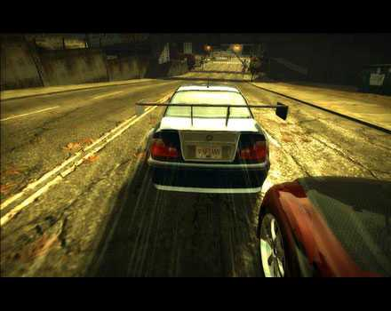 Need for Speed: Most Wanted (2005) - Screenshot 3