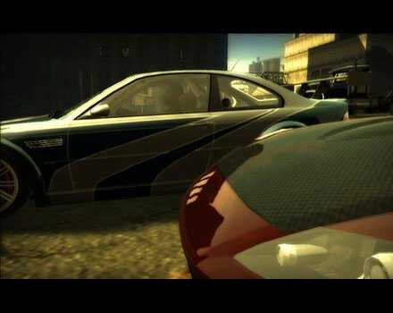 Need for Speed: Most Wanted (2005) - Screenshot 4