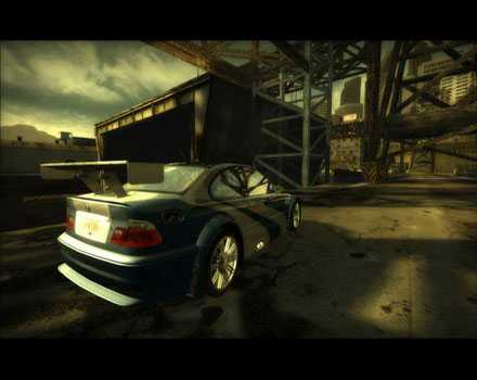 Need for Speed: Most Wanted (2005) - Screenshot 6