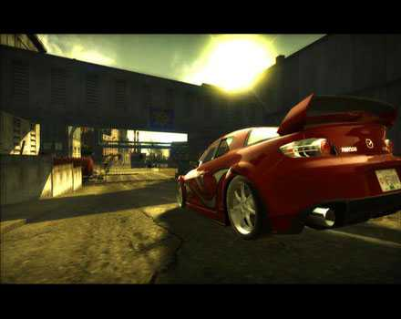 Need for Speed: Most Wanted (2005) - Screenshot 8