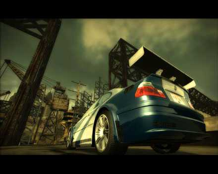 Need for Speed: Most Wanted (2005) - Screenshot 9