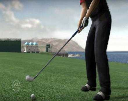 Tiger Woods PGA Tour 06 - Screenshot 2