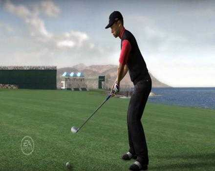 Tiger Woods PGA Tour 06 - Screenshot 3