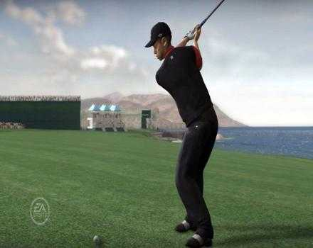 Tiger Woods PGA Tour 06 - Screenshot 4