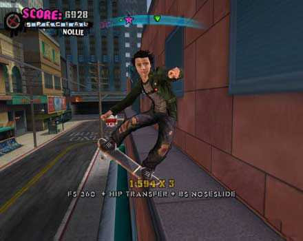 Tony Hawk's American Wasteland - Screenshot 4