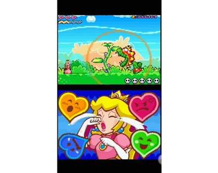 Super Princess Peach - Screenshot 1