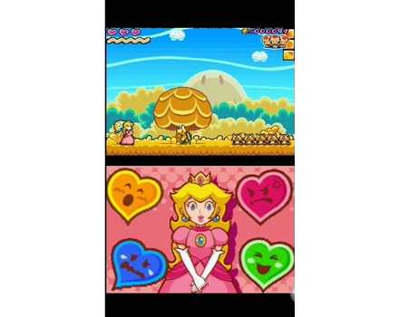 Super Princess Peach - Screenshot 2