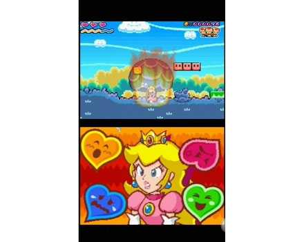 Super Princess Peach - Screenshot 4