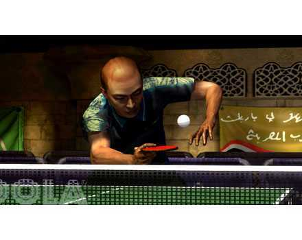 Rockstar Games Presents: Table Tennis - Screenshot 3