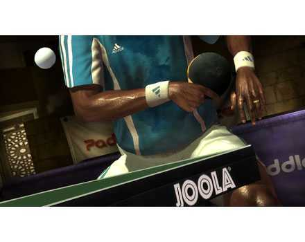 Rockstar Games Presents: Table Tennis - Screenshot 4