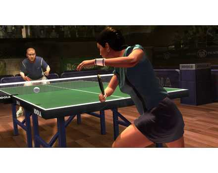 Rockstar Games Presents: Table Tennis - Screenshot 5