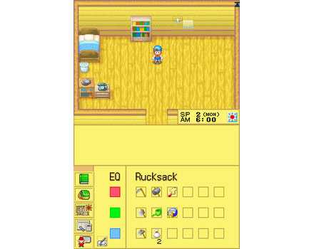 Harvest Moon DS - Screenshot 6
