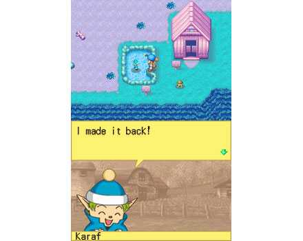 Harvest Moon DS - Screenshot 7