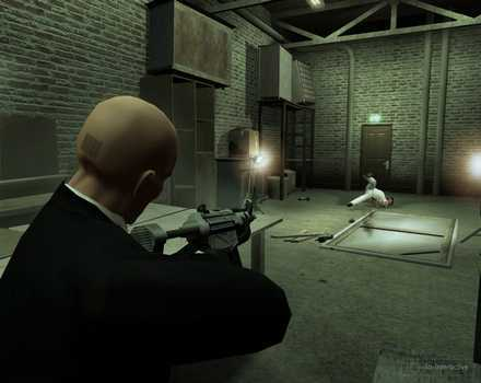 Hitman: Blood Money - Screenshot 2