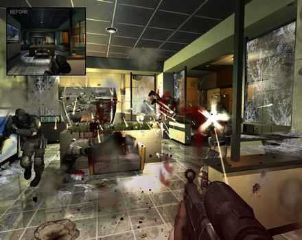 F.E.A.R - First Encounter Assault Recon - Screenshot 2