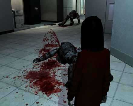 F.E.A.R - First Encounter Assault Recon - Screenshot 7