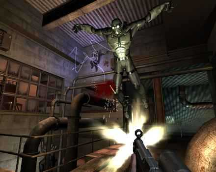 F.E.A.R - First Encounter Assault Recon - Screenshot 8