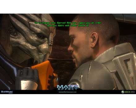 Mass Effect - Screenshot 2