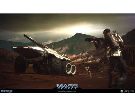 Mass Effect - Screenshot 3