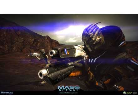 Mass Effect - Screenshot 5