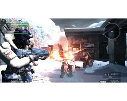 Lost Planet: Extreme Condition - Screenshot 1