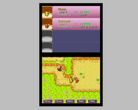 Pokemon mystery dungeon iphone