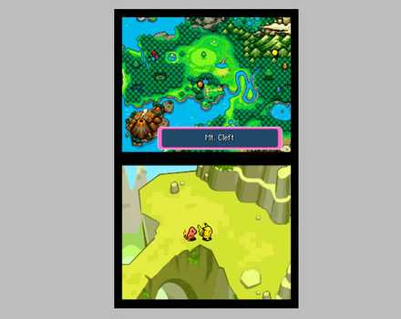 Pokemon Mystery Dungeon: Blue Rescue Team - Screenshot 6