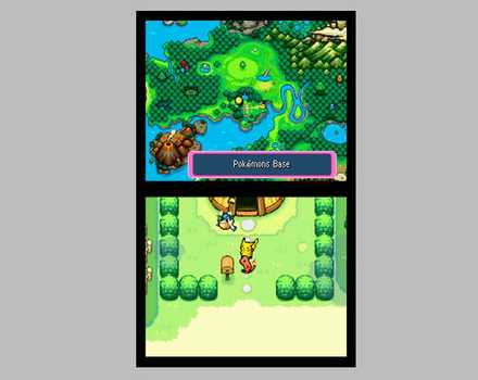 Pokemon Mystery Dungeon: Blue Rescue Team - Screenshot 8