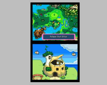 Pokemon Mystery Dungeon: Blue Rescue Team - Screenshot 9