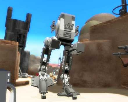 LEGO Star Wars 2: The Original Trilogy - Screenshot 7