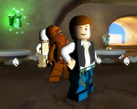 LEGO Star Wars 2: The Original Trilogy - Screenshot 6